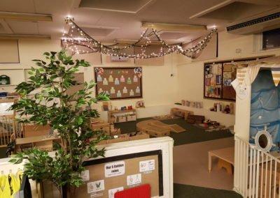Havercroft Baby Room