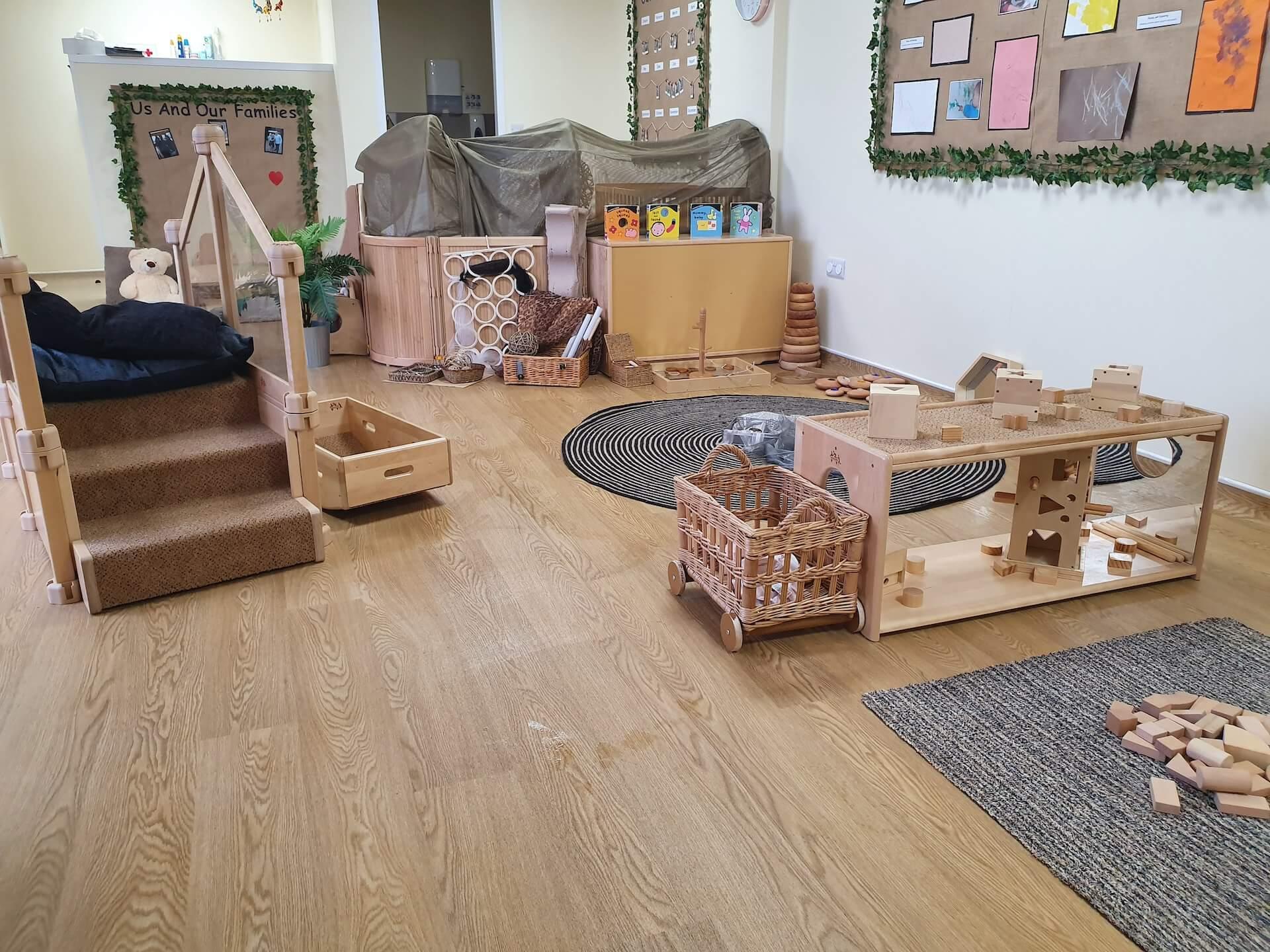 Kimberworth Baby Room